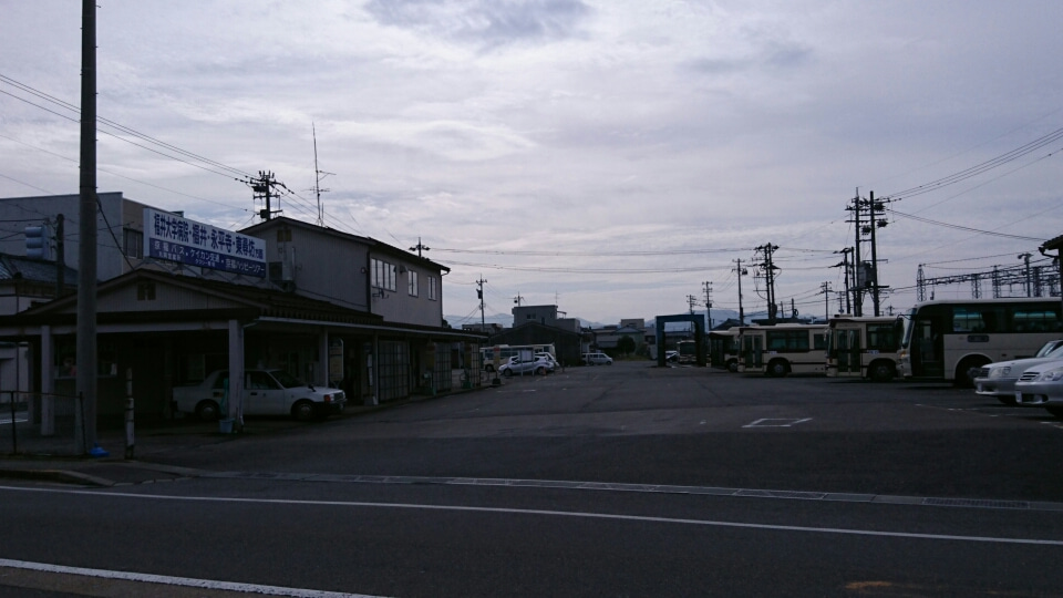 ☆ゆかの鉄道&空ビ博物館☆本丸岡駅コメント
