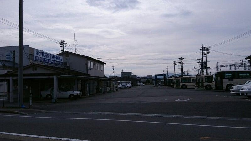 本丸岡駅   ☆一生青春に懸ける想...