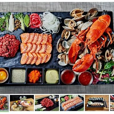 ボリューム満点!ユッケ+サーモンの食べ放題@江南(カンナム)の記事に添付されている画像