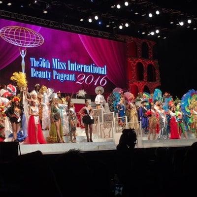 Miss International 2016.の記事に添付されている画像