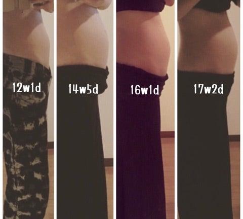 妊婦 お腹 の 大き さ