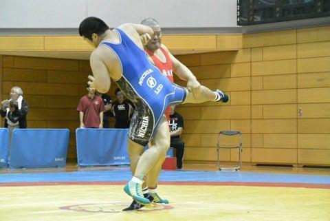 全国社会人オープンレスリング選手権大会 | 錬成塾サンボ教室