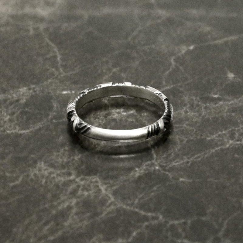 dualflow デュアルフロウ maori style ring s シルバーギークス
