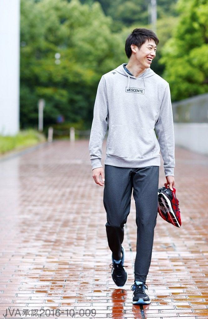 DHCキャンペーン☆石川祐希【写真】10/31➁