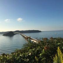 角島へGO~!