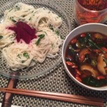 【レシピ】薬膳つけ麺