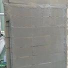 都内-ブロック塀にポリマーセメント防水を施工します。の記事より