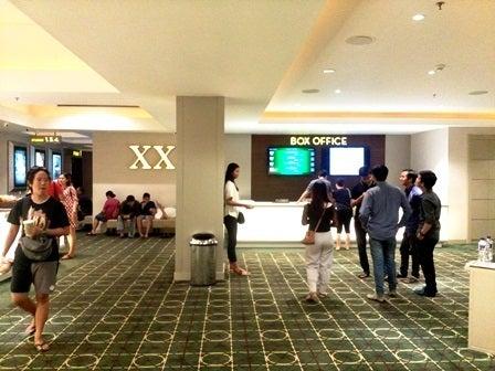 バリの映画館 PARK23 XXI | 暁希のバリ島 サヌール生活 ペットを日本へ