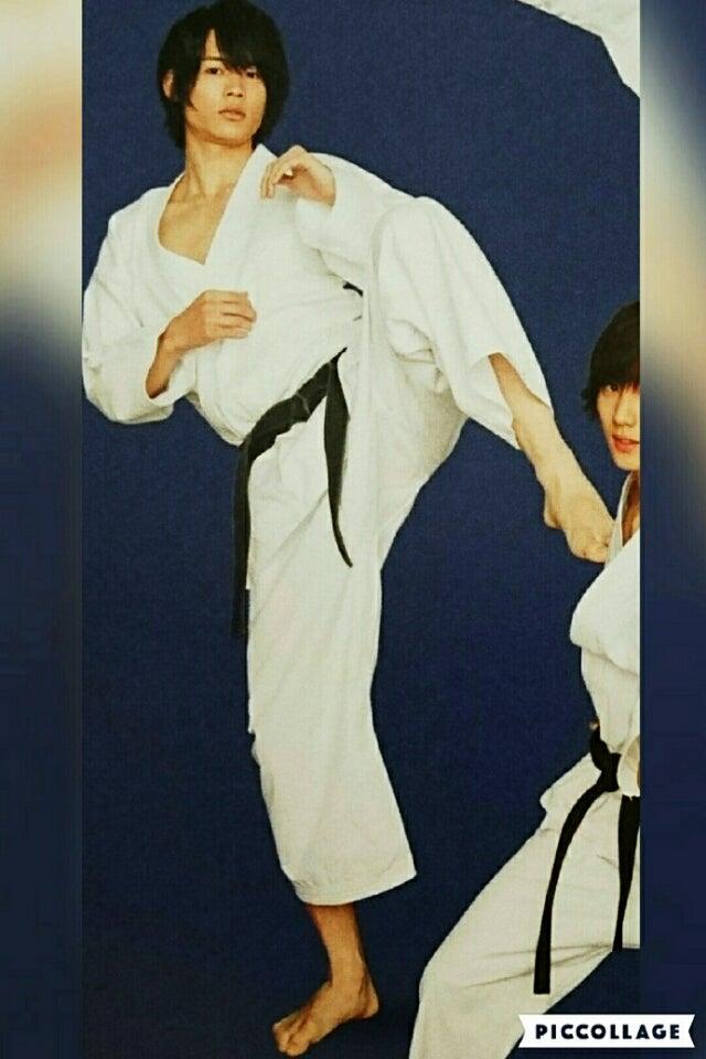 松村北斗の空手の流派と実力は?黒帯の大会成績や道場まとめ!