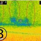 赤外線サーモグラフィー確かに有効です。しかし、、、。の記事より