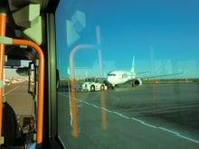 早朝の羽田空港2