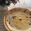 ママの愛情たっぷり♡タルト好きな娘さんのためにベイクドチーズケイクが完成〜!の画像