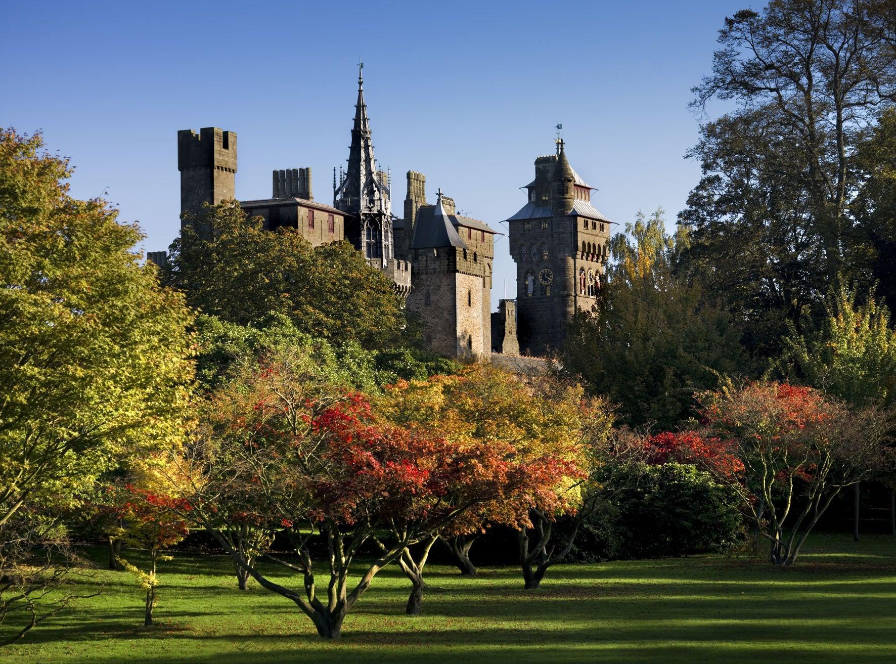 Britain Park  - 英国政府観光庁 -未体験なんてもったいない!?英国の城に行ってみよう!