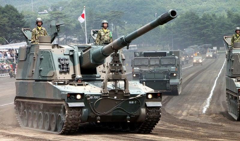 自走砲 | 戦車兵のブログ