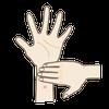 脳トレ!!手指でエクササイズの画像