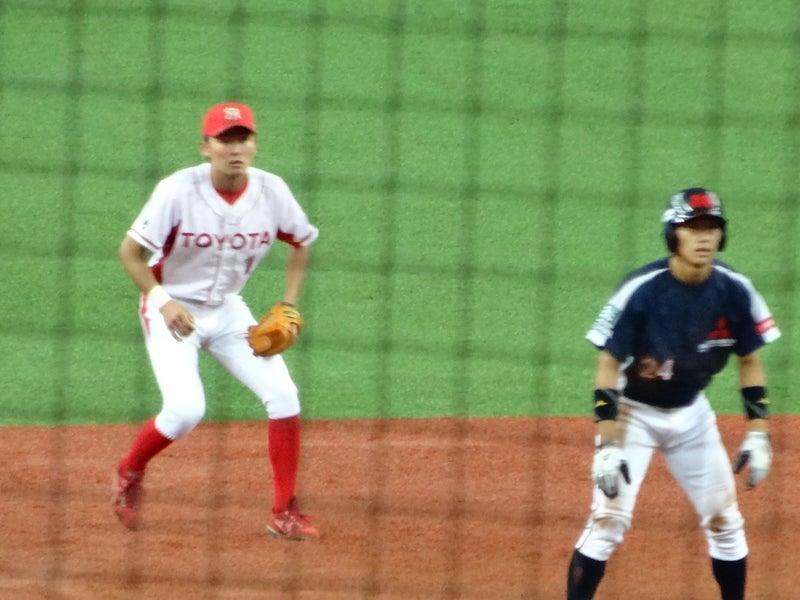 スポーツ観戦好きの駄文ブログ第42回社会人野球日本選手権 トヨタ自動車-三菱重工広島コメント