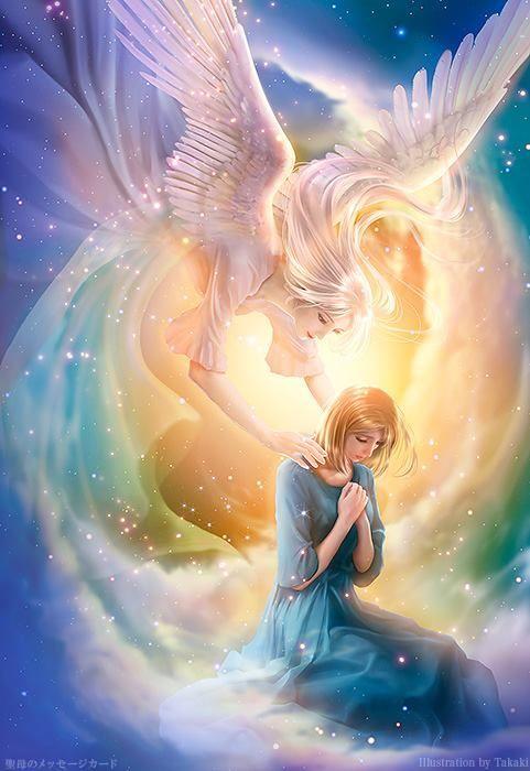 天使さん、中々願いが叶いません...
