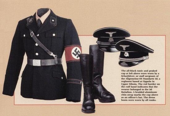 ナチの衣装を着てはいけない本当の理由