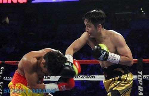 ボクシング世界フライ級王者一覧