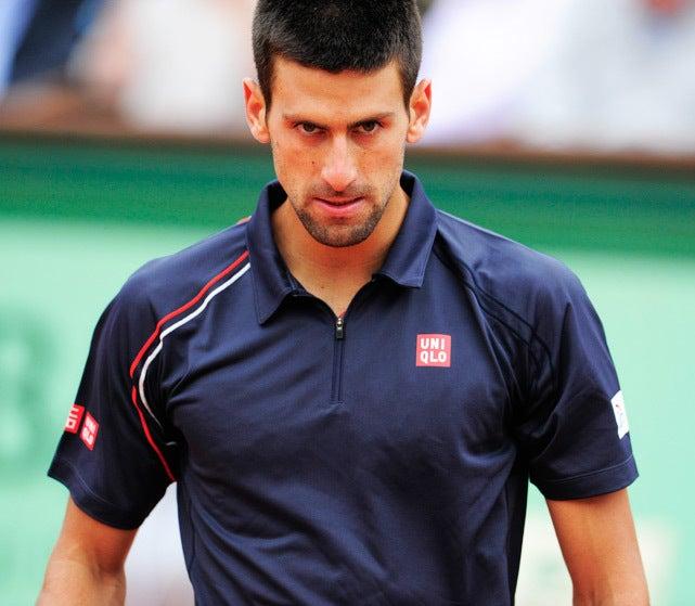 ノバク・ジョコビッチ 最近テニスモチベ低下してます世界最強のテニスマシーンのwiki風プロフィー