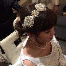 花嫁の手作り