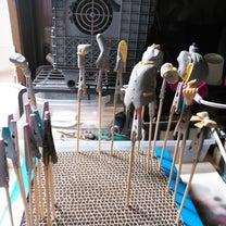 フィギュアの作り方 其の26    サフ吹き&表面処理の記事に添付されている画像