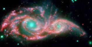 渦巻星雲の衝突 11/14☆№3 | sooのブログ ~ココロの処方箋~♪