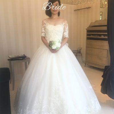 ドレス試着② フォーシスアンドカンパニー Dress fitting 2の記事に添付されている画像