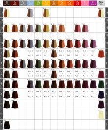 イルミナ カラー カラー チャート