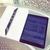 パーマ&カラーの待ち時間にiPad Air(雑誌・動画配信サービス)の画像