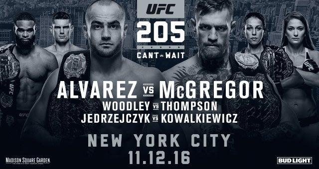 UFC 205」を考える | プリティ・...
