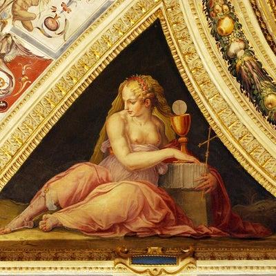 【無料】満月の*ローマの豊穣の女神アバンダンティア*一斉ヒーリングの記事に添付されている画像