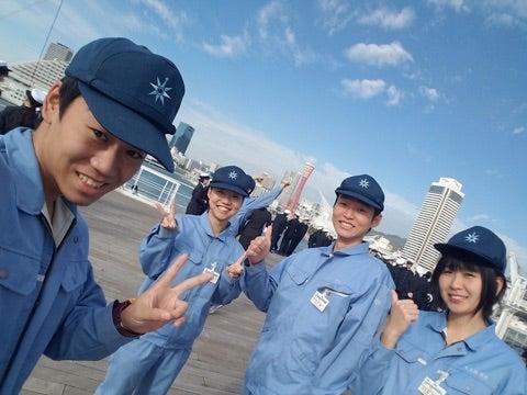 神戸入港!! | 国立清水海上技...