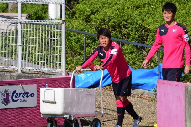 斧澤隼輝選手 セレッソ大阪U-23 ...