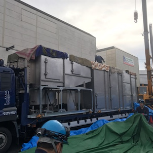 神奈川 大和市 コンビニエンス向け食品工場 セラルファ脱臭装置の画像