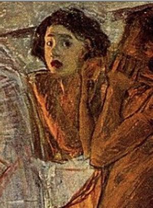スーラ・ウタガワの「画家ごっこ雑記帳」日本の洋画家:その1・青木繁