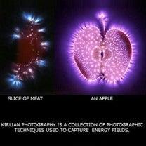 食べ物のオーラ写真 その2の記事に添付されている画像