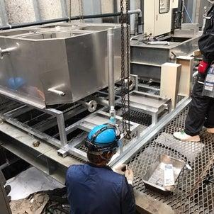 神奈川 大和市 コンビニエンス向け食品工場 セラルファ脱臭装置 設置工場の画像