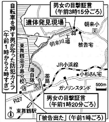舞鶴高1女子殺害事件