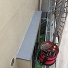 RC造 コンクリ庇 クラック修理して防水の記事より