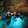 青の洞窟に行くなら一番近いテイクダイブにおまかせ!!の画像