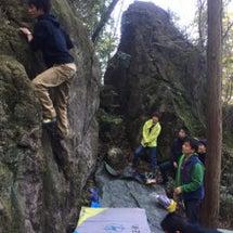 11月の外岩体験会