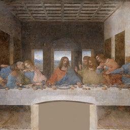 画像 レオナルド・ダビンチ「最後の晩餐」と音楽 の記事より