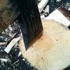 薪割り‼の画像