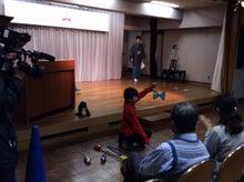 表彰式・SOSHI君1