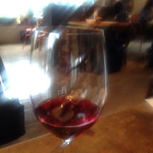 赤ワインでサングリア