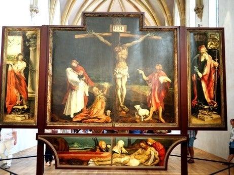 マティアス・グリューネヴァルト「イーゼンハイム祭壇画」