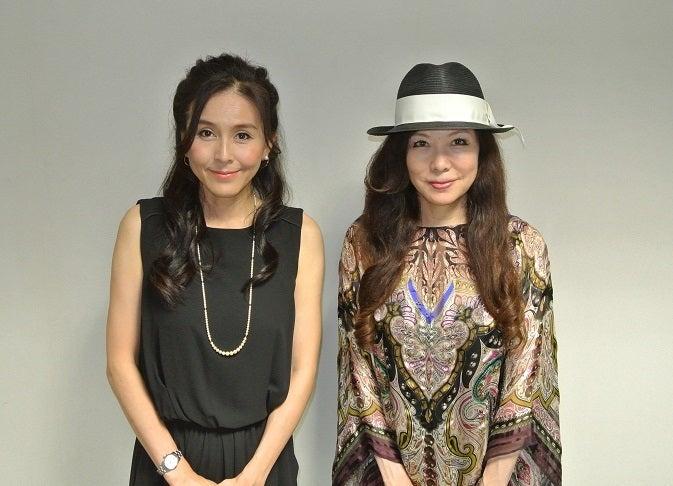 杉本彩さん&伊藤由美ママ