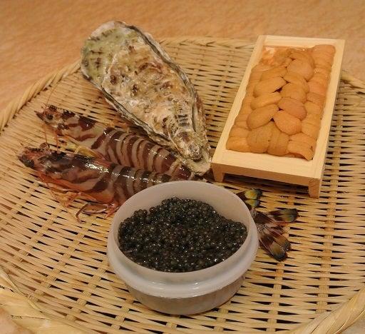 日本橋ウェスタ 霜月のお薦め魚介類