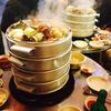 【韓国旅行/水原】水原グルメ-チョゲチム(貝の蒸し物)食べ放題【無限カカ】の画像